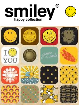 Smiley happy collection