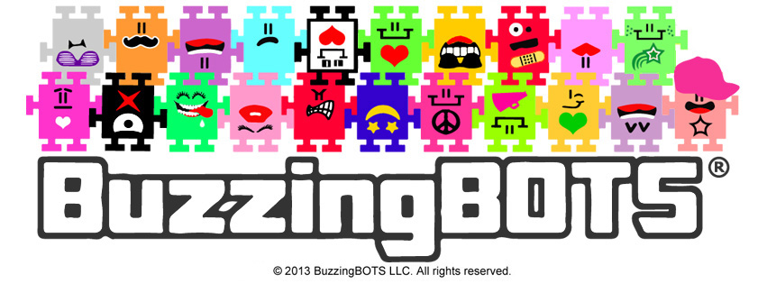 Luvbot yummybot one eye ninjabot and more bots with different personalities and emoticons there are countless bots within the collection