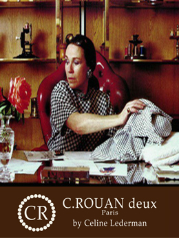 C.ROUAN deux Paris (セ・ルーアン・ドゥ)