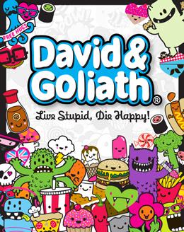 David & Goliath (デイビッド・アンド・ゴライアス)