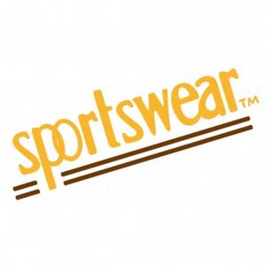 SPORTSWEARロゴ